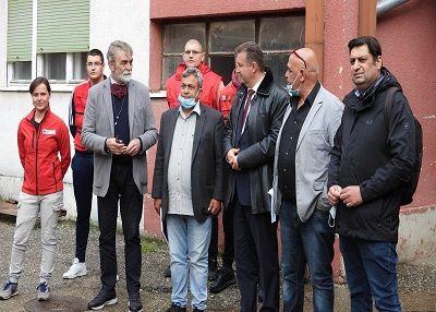 Evropska unija donirala 300 paketa pomoći za romske porodice u Prokuplju