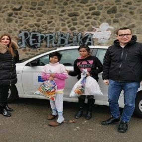 Podrška SKGO radu mobilnih timova za inkluziju Roma
